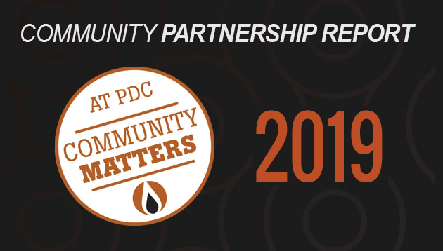 PDC Community Partnership Report